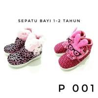Sepatu Bayi Anak Perempuan 1-2 Tahun P001