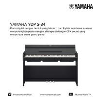 Yamaha Arius YDP-S34 Digital Piano