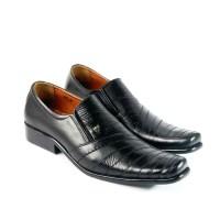sepatu pantofel asli kulit ( tipe : 542 )