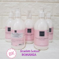 SCARLETT ROMANSA WHITENING BODY LOTION ORIGINAL By Felicya Angelista