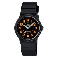 Casio General MQ-71-4BDF Black Dial Black Resin Strap