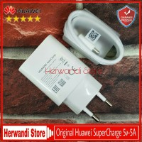 Charger Huawei Mate 10 Mate 10 Pro Super Charge 5V-5A Original 100%