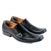 sepatu pantofel asli kulit ( tipe : 502 )