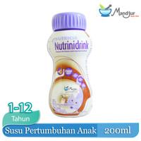 Nutricia Nutrinidrink Rasa Cokelat