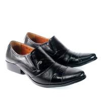 sepatu pantofel pria asli kulit sepatu kerja sepatu resmi