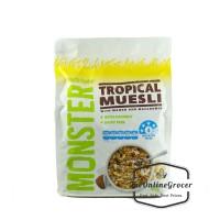 Monster Tropical Muesli with Mango and Macadamia Nut 700gr