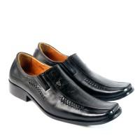 sepatu pantofel asli kulit ( tipe : 311 )