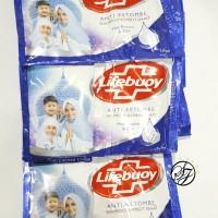 Shampo Lifebuoy Sachet Anti Ketombe (Biru)