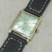 Seiko Unique Diashock jam tangan antik seiko 1950an Seikosha vintage