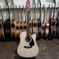 gitar akustik elektrik yamaha ashwood no f310 fs100 fx310