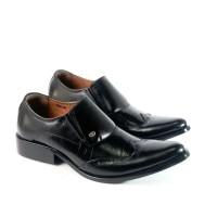 sepatu pantofel asli kulit ( tipe : 602 )