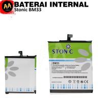 Baterai Batre Socket Tanam Internal HP Smartphone BM33