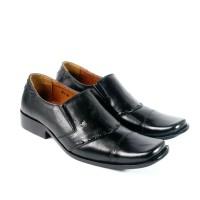 pantofel pria asli kulit