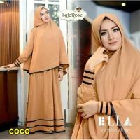 Baju Gamis Wanita Dewasa Muslim Syari Gamis Maxi Dress Murah Terbaru