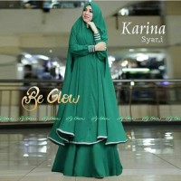 Baju Gamis Dewasa Wanita Syari Muslimah Jubah Maxi Dress Murah Terbaru