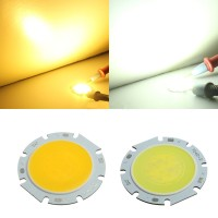 Top Brand 5W Round COB LED Bead Chips For Down Light Ceiling Lamp DC