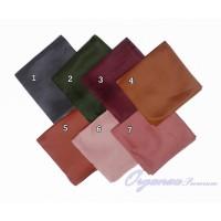 Promo Jilbab Organza Silk Segiempat Grosir - Murah (1 Kg Muat 10