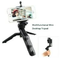 Promo 2 In 1 Portable Mini Folding Hand Monopod Stand Tripod Dslr