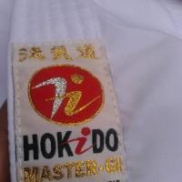 Baju Karate Kumite Hokido Standard Terlaku