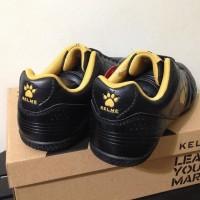 Termurah Berkualitas Dan Terbaik Sepatu Futsal Kelme Power Grip Black