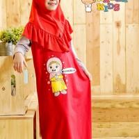 Gamis Anak RaggaKids RG01 (Dress Only) - Size XXL