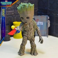 BABY GROOT GUARDIANS OF THE GALAXY RECAST HOT TOYS FIGURE (25CM)
