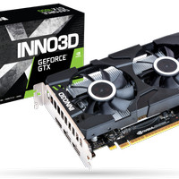 INNO3D GEFORCE GTX 1650 TWIN X2 OC - GTX1650 4GB