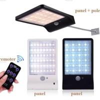 Lampu Jalan 48 LED Tenaga Surya Matahari Solar Cell Sensor Gerak