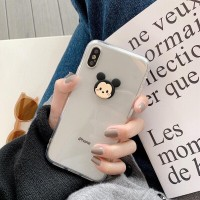 CASE IPHONE 6+ / 6S+ TRANSPARENT MICKEY