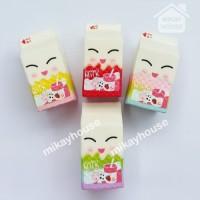 Squishy Kotak Susu Milk Box Squishy