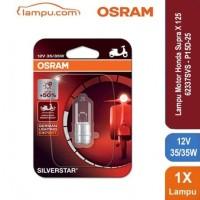 Osram Lampu Depan Motor Honda Supra X 125 Silver Star - 62337SVS