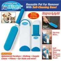 Fur wizard Pembersih Bulu Kucing dan Anjing / Pet Fur Remover