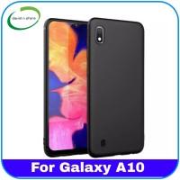 Casing Samsung Galaxy A10 A 10 Baby Skin Ultra Slim Soft Back Case