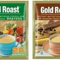 gold roast 20 sachet