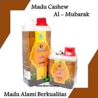 Madu Cashew Madu Mete Al Mubarak 500gr Madu Alami Berkualitas