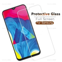 Samsung Galaxy A50 Premium Tempered Glass Tempred non Full Curve Clear