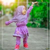 eLBi Jessy Legging Set - Blouse Balita - Setelan Baju Anak 5-6thn