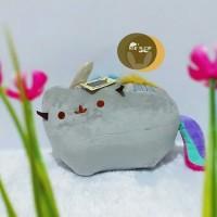 Boneka Kucing Unicorn Merk Pusheen / Kado Mainan Anak Boneka Kucing
