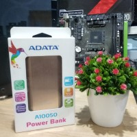 PowerBank Adata A10050 10050Mah - ROSE GOLD | By ASTIKOM