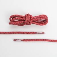 90CM RED REFLECTIVE ROPE LACES