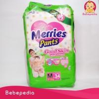 Popok Bayi Merries M 34