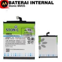 Baterai Batre Socket Tanam Internal HP Smartphone BM35
