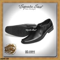 C40 sepatu kerja pdh dinas kantor formal casual kulit pdl pantofel