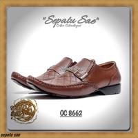 C23 sepatu kerja pdh dinas kantor formal casual kulit pdl pantofel