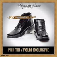 C17 sepatu kerja pdh dinas kantor formal casual kulit pdl pantofel