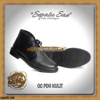 C32 sepatu kerja pdh dinas kantor formal casual kulit pdl pantofel