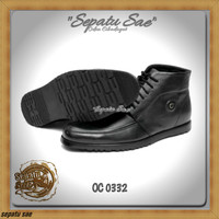 C11 sepatu kerja pdh dinas kantor formal casual kulit pdl pantofel