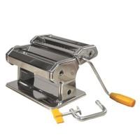 Gilingan Mie Manual Stainless Pasta Maker Stainless Mesin Pembuat Mie