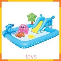 harga terbaru toys KOLAM RENANG ANAK FANTASTIC AQUARIUM PLAY POOL