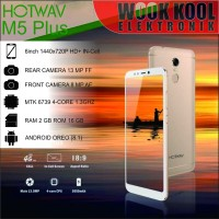 Handphone Hotwav M5 Plus Rear Kamera 13 MP